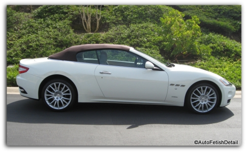 Maserati Granturismo C