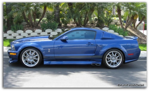 Mustang Cobra GT500