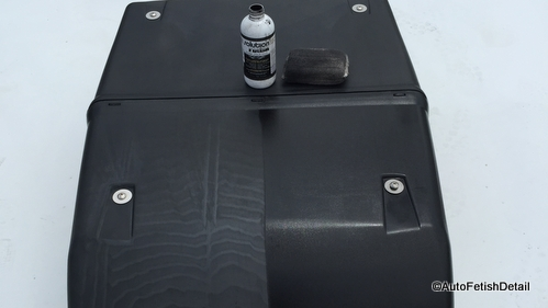 RV plastice a/c covers