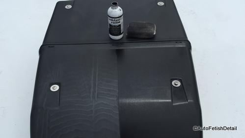 RV plastice a/c covers