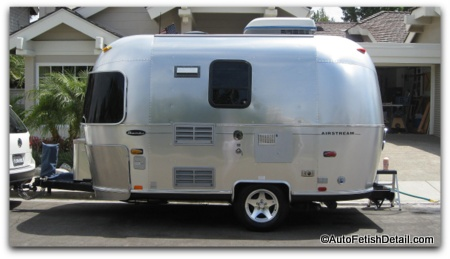 airstream wash wax orange county