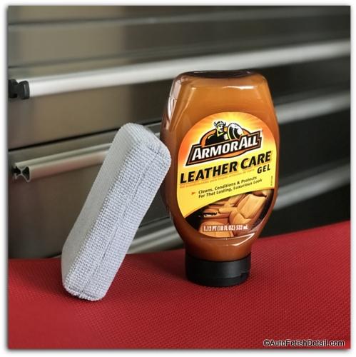 armor all leather care conditioner