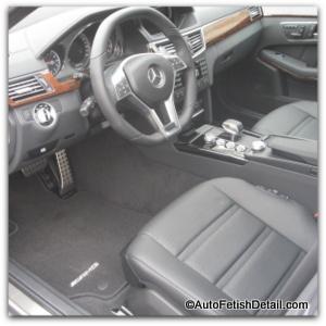 auto detailing mercedes amg e63