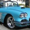 1959 corvette auto detailing pictures
