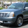 cadillac escalade auto detailing pictures