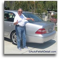 auto detailing testimonials