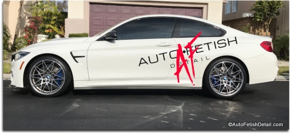 auto detailing tips for exterior