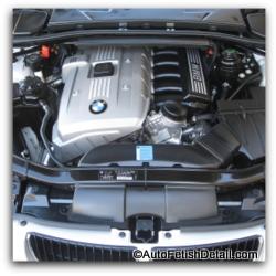 auto engine detailing prices