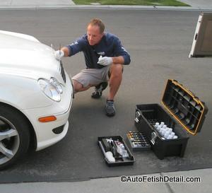 auto paint chip repair
