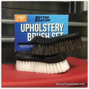 best car interior cleaning brushes
