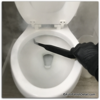 Best home steam cleaner to disinfect toilet