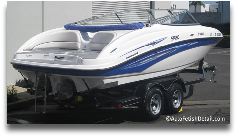 boat detailing service of orange county