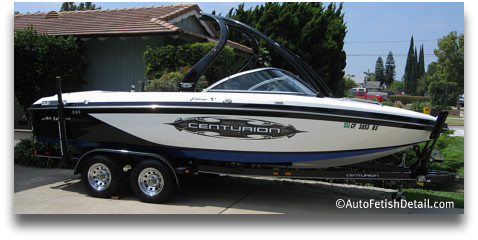 boat detailing of orange county
