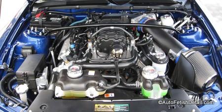 Car Engine Detailing Orange County