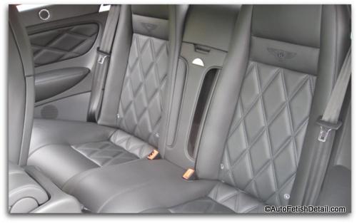 car leather interiors