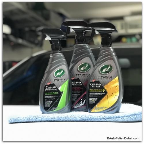 ceramic spray coatings