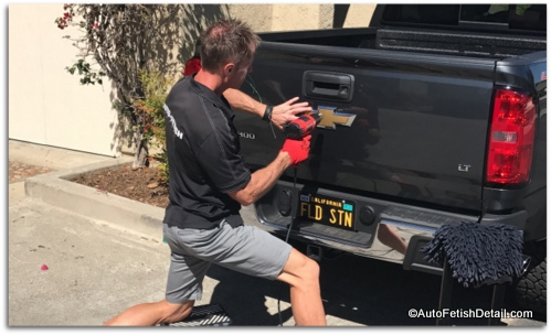 debadging chevy truck services