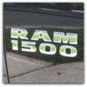 dodge ram 1500 badge removal service