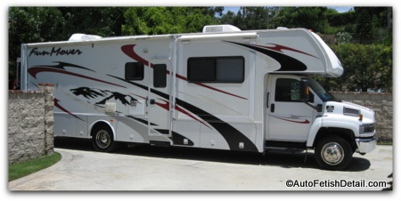 funmover rv detailing orange county