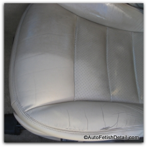 how to clean car leather