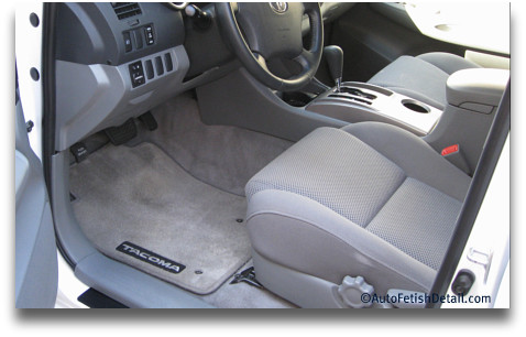 How To Clean Upholstery For Car