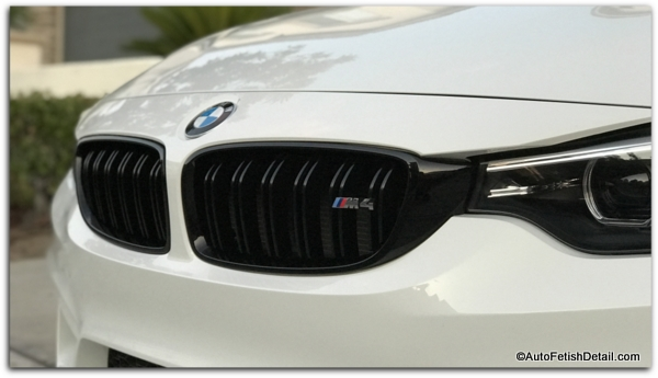 how to clean your BMW car