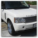 land rover auto detailing pictures
