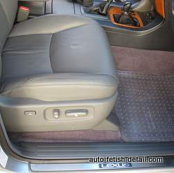 lexusgx470 interior