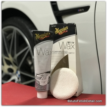 meguiars colored car wax