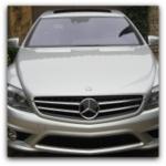 mercedes cl63 auto detailing pictures