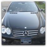 mercedes sl55 amg auto detailing pictures