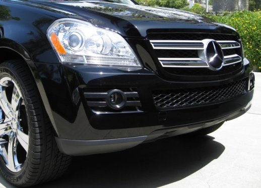 Image gallery mercedes gl 430 for 2008 mercedes benz gl450 accessories
