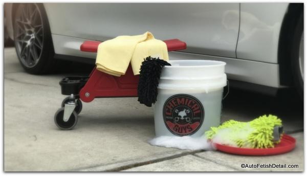 Mr Clean car wash kit alternative