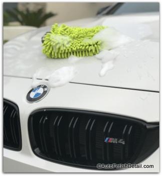 Mr Clean car washing kit alternative