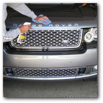 Nu Finish car polish vs Q7 spray wax