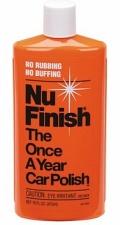 nu finish wax