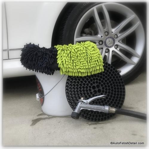professional car wash kit
