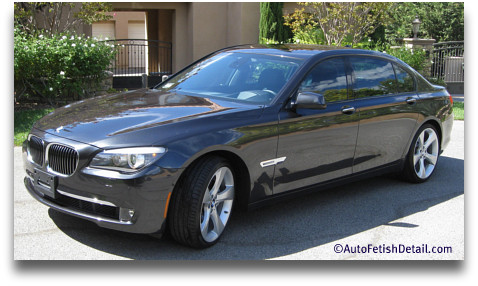professional car detailing orange county