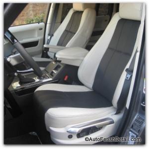 range rover autobiography auto detailing