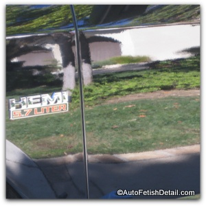 remove dodge ram1500 truck badges orange county
