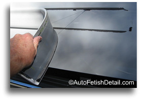 remove truck side molding