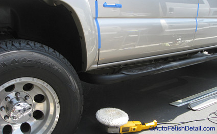removing truck side trim molding