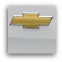 remove chevy truck bowtie emblem