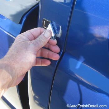 removing truck side molding