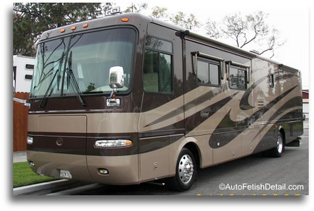 Rv Cleaning Detailing And Some Words From The Expert