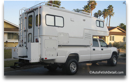 rv cleaning detailing orange county ca