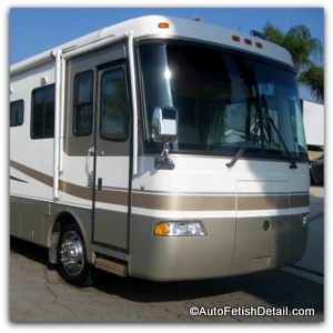 The Best Rv Wax May Not Be A Wax At All See What The