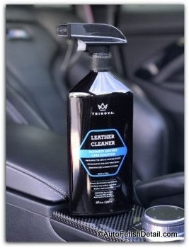 Trinova car leather cleaner