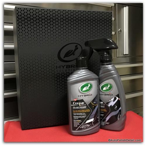 Turtle car wax hybrid solutions