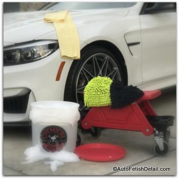 turtle wax car wash alternative